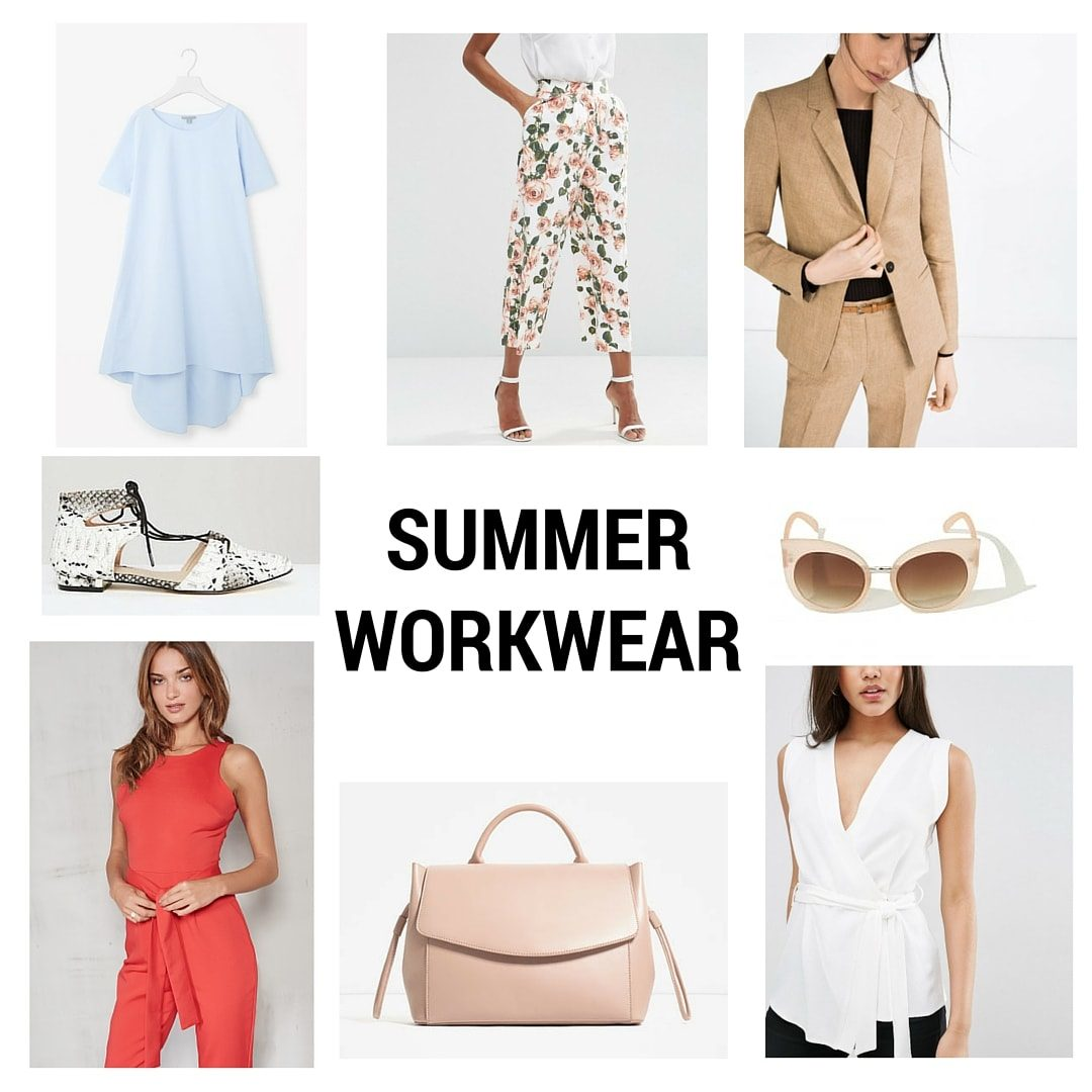 Workwear for summer